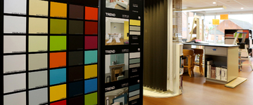 Maes Homestyling - Showroom - Kleuren