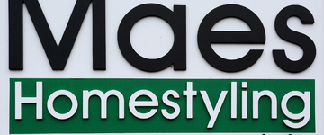 Maes Homestyling - Showroom - Logo