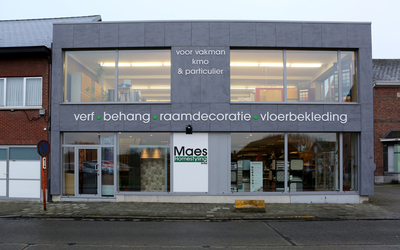 Maes Homestyling - Showroom